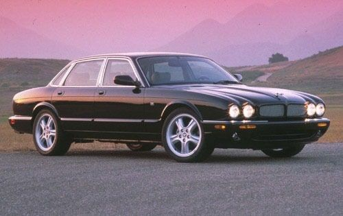 no reserve 1999 jaguar xjr supercharged v8. Black Bedroom Furniture Sets. Home Design Ideas