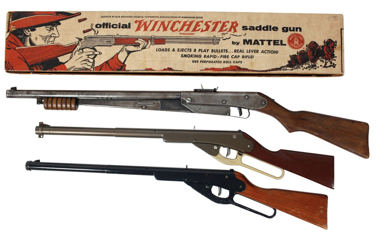 Image Gallery old bb guns