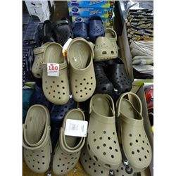 15 Pair of Crocs - 15 Times the Money