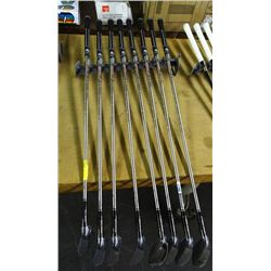 Set of Irons