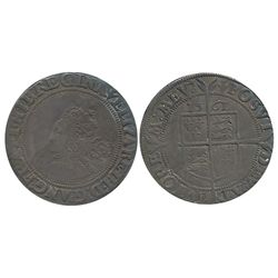 Great Britain, 6 Pence 1561 VF-20