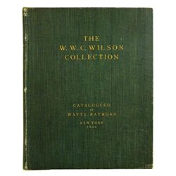 W.W.C. Wilson Sale With Photographic Plates