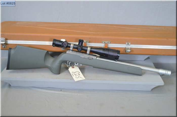 volquartsen mod ruger 10 22 style 22 mag cal mag fed semi auto