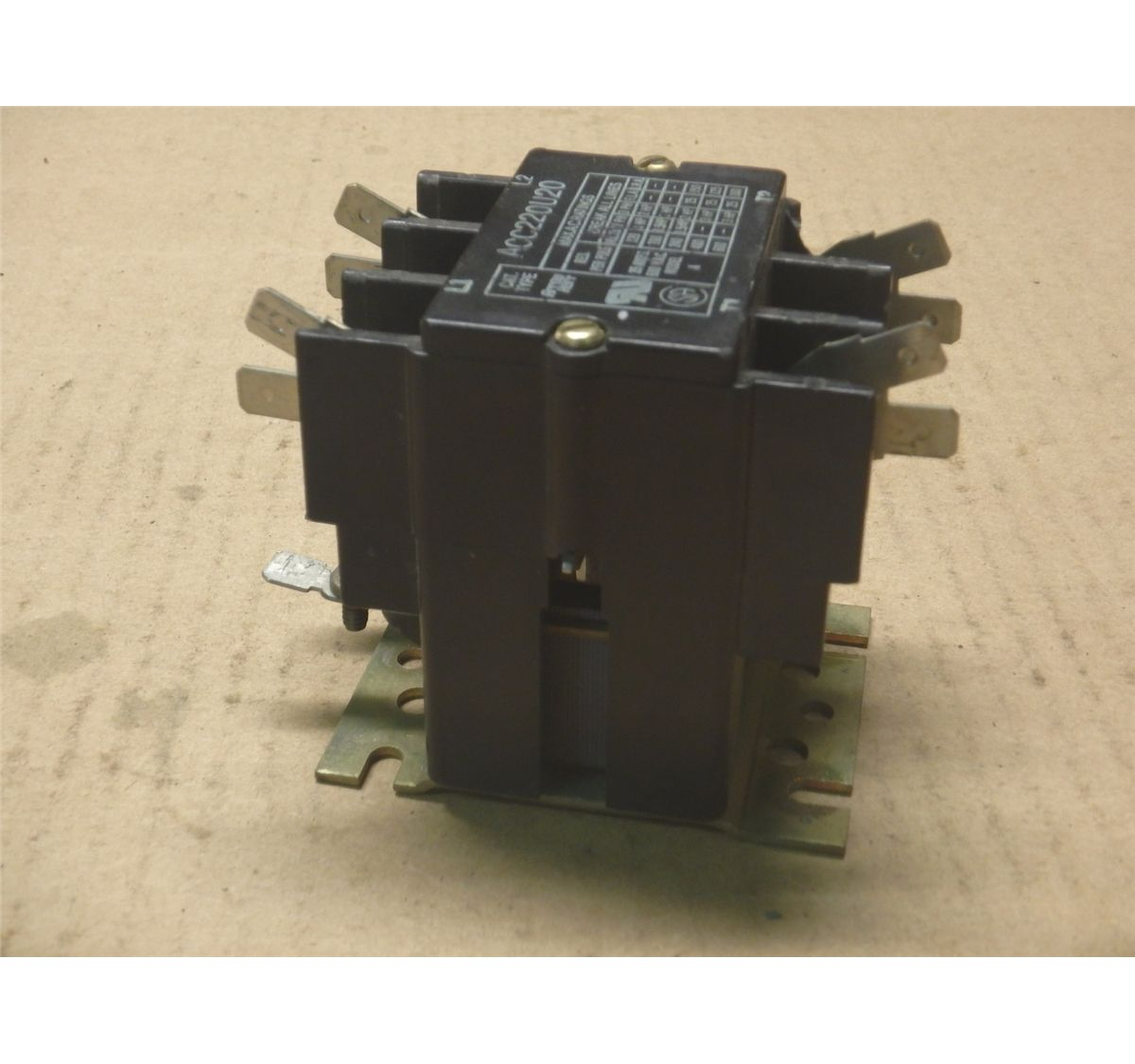 Arrow Hart Acc220u20 Magnetic Contactor Wiring Devices Image 4