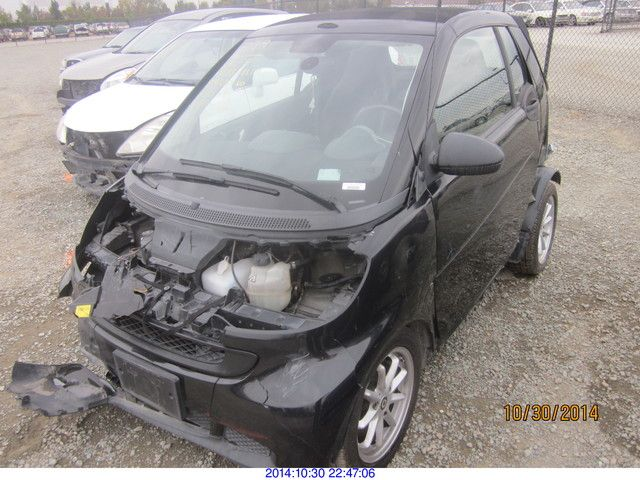 2009 mercedes benz smart fortwo for Mercedes benz smart fortwo