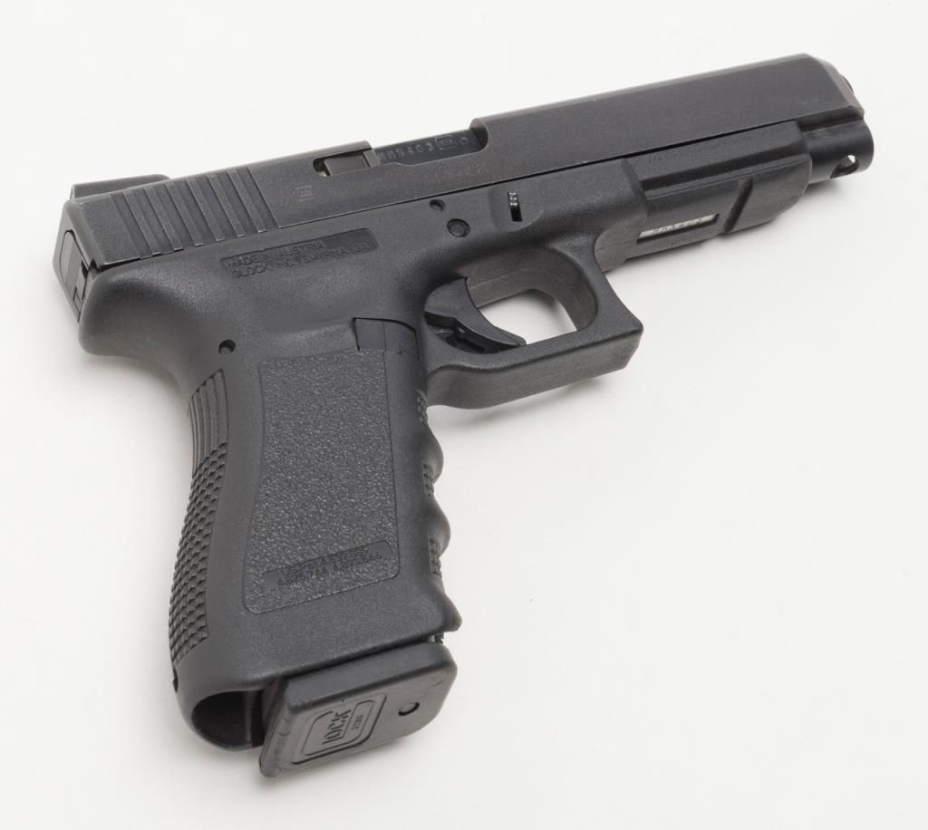 Glock Model 35 .40 S&W W/TLR-2 Streamlight For Sale at GunAuction ...