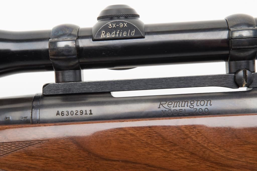 Remington 700 Serial Numbers - alldeal's diary