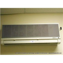 Sanyo K1211w Wall Mounting Split Type Air Conditioner W
