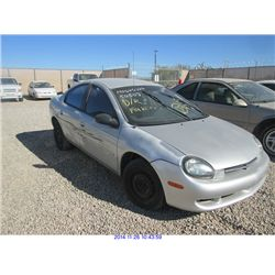 2000 DODGE NEON RESTORED SALVAGE Rod Robertson #2: 1m v=8D1DB8C836A3270