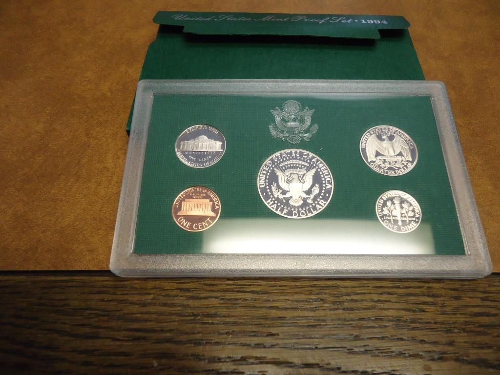 1994 US PROOF SET (WITH BOX)