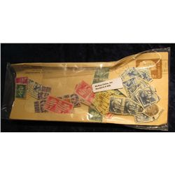 909. Large hoard of mostly Cancelled U.S. Postage Stamps.