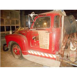 1948 GMC Fire Truck, Very Low Miles