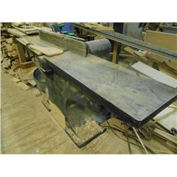 "Crescent Machine Co. 12"" jointer"
