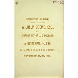 Ford's Fine 1891 Boeing & Bridgman Sale