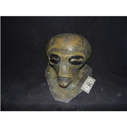 ALIEN MASK FROM ARIANA GRANDE BREAK FREE VIDEO LOST IN EDIT