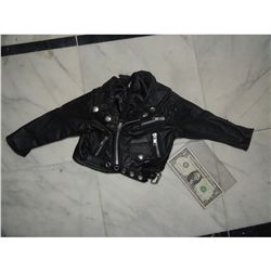 SEED OF CHUCKY TIFFANY LEATHER JACKET