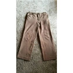 TEXAS CHAINSAW MASSACRE 3D LEATHERFACE PANTS SCREEN USED