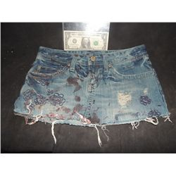 THE WALKING DEAD BLOODY ROTTEN ZOMBIE SHORTS 6