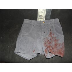THE WALKING DEAD BLOODY ROTTEN ZOMBIE SHORTS 1