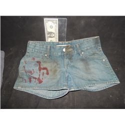 THE WALKING DEAD BLOODY ROTTEN ZOMBIE SHORTS 2