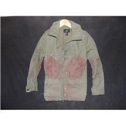 THE WALKING DEAD BLOODY ROTTEN ZOMBIE JACKET 1
