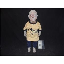 Z NATION HERO ZOMBIE BABY PUPPET SCREEN MATCHED