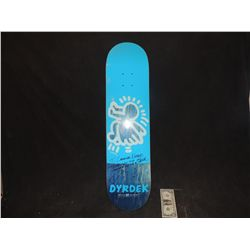 ROB DRYDEK REDICULOUSNESS SIGNED SKATEBOARD