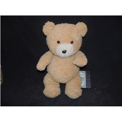 TED SCREEN USED HERO TEDDY BEAR PUPPET ARMATURED VERSION