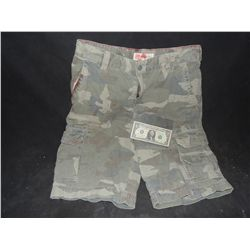 THE WALKING DEAD BLOODY ROTTEN ZOMBIE SHORTS 8