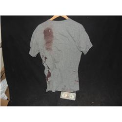 THE WALKING DEAD BLOODY ROTTEN ZOMBIE SHIRT 15