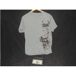 THE WALKING DEAD BLOODY ROTTEN ZOMBIE SHIRT 16