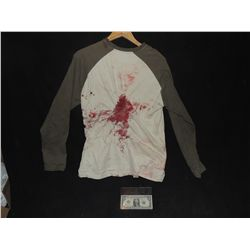 THE WALKING DEAD BLOODY ROTTEN ZOMBIE SHIRT 30