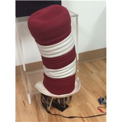CAT IN THE HAT HERO ANIMATRONIC HAT