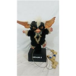 GREMLINS 2 HERO ANIMATRONIC WORKING GEORGE MOGWAY PUPPET WITH TRIGGERS INTACT