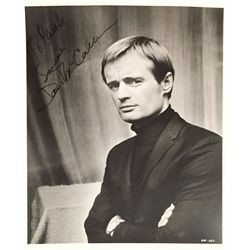 Lot of Two (2) original signed B/W photos by the stars of ...
