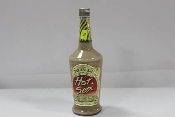 Hot sex in bottle the drink