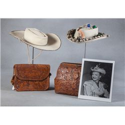 Dale Evans Personal Items Lot
