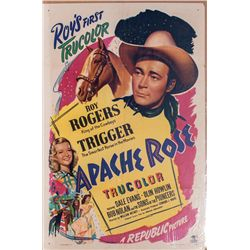 Roy Rogers Movie & Film Festival Poster Lot