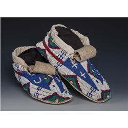Northern Plains Men's Moccasins