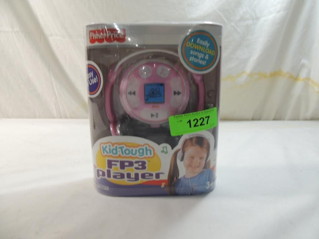 fisher price fp3 player software