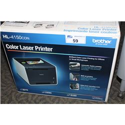 brother hl 4150cdn colour laser printer. Black Bedroom Furniture Sets. Home Design Ideas