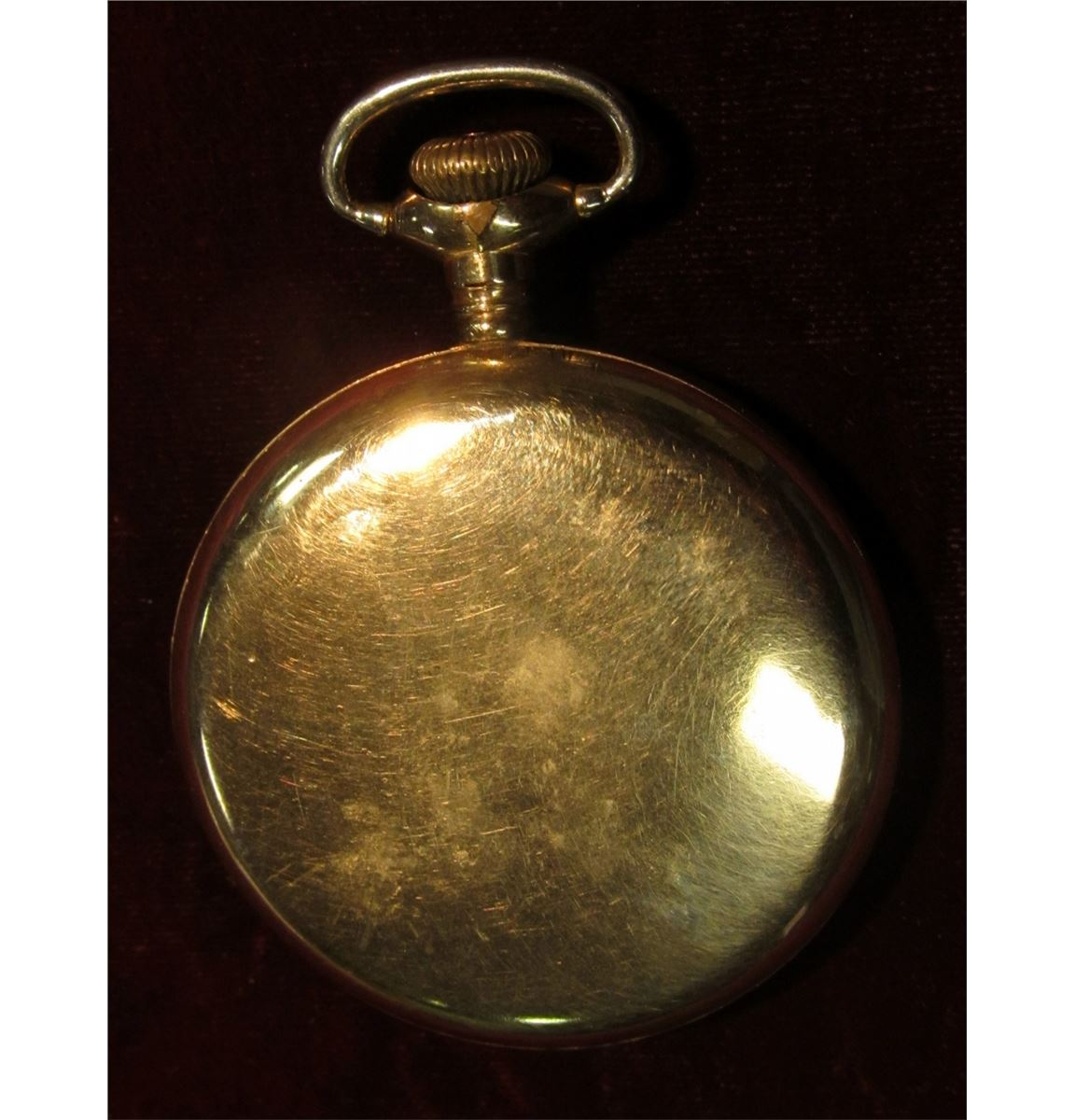 Dating pocket watch serial number