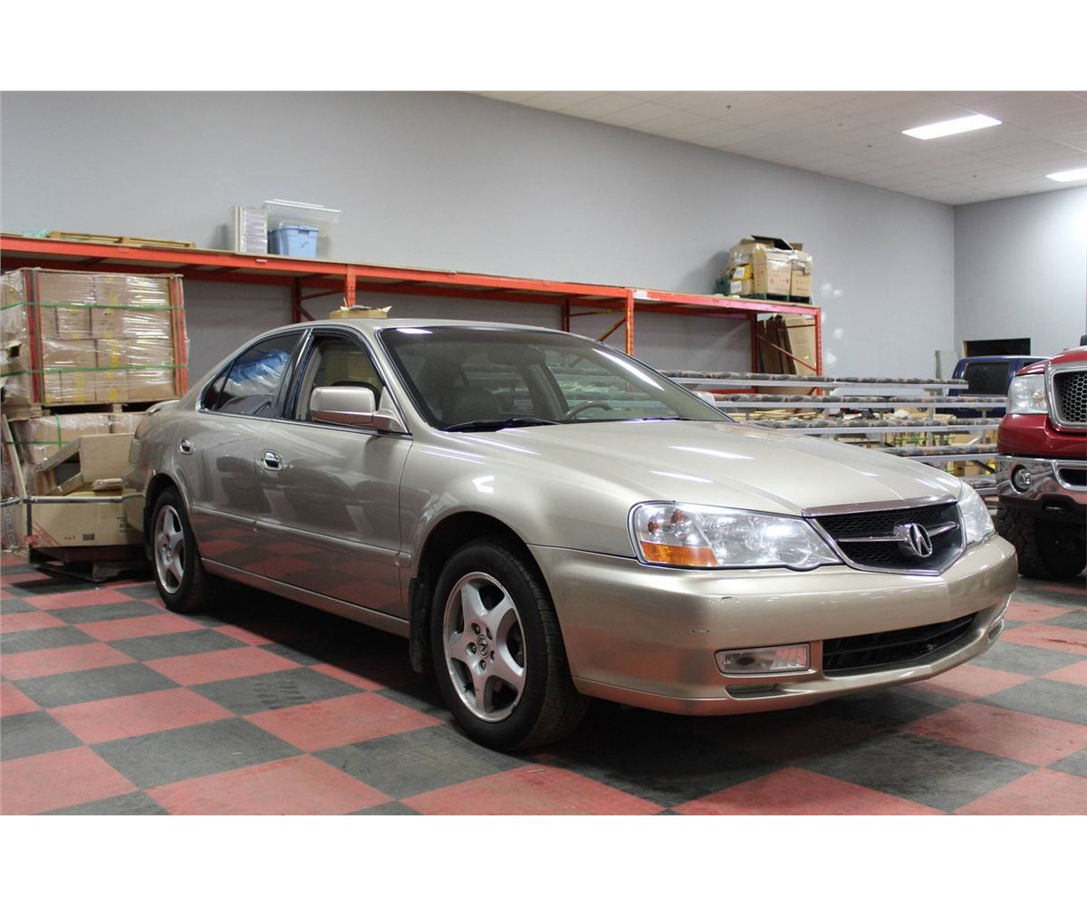 2003 Acura Tl For Sale: Kastner Auctions