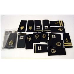 LOT OF US ARMY SHOULDER PATCHES