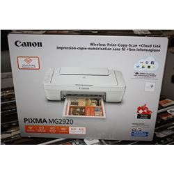 how to connect pixma mg2920