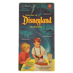 Your Trip to Disneyland (5) record set by Mattel.