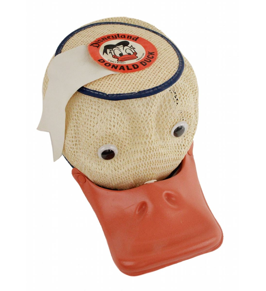 68f53c4919e Donald duck childs souvenir squeaker hat loading zoom jpg 1096x1200 Donald  duck no hat