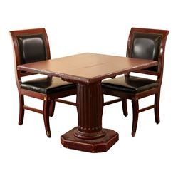 Club 33 table and chair set.