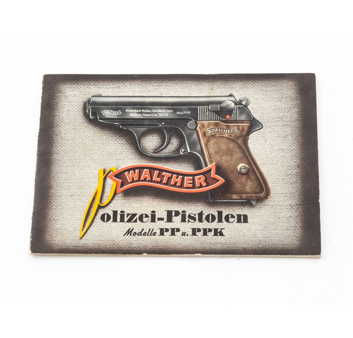 pre war walther pp presentation case rh icollector com walther pp user manual walther ppk/s instruction manual