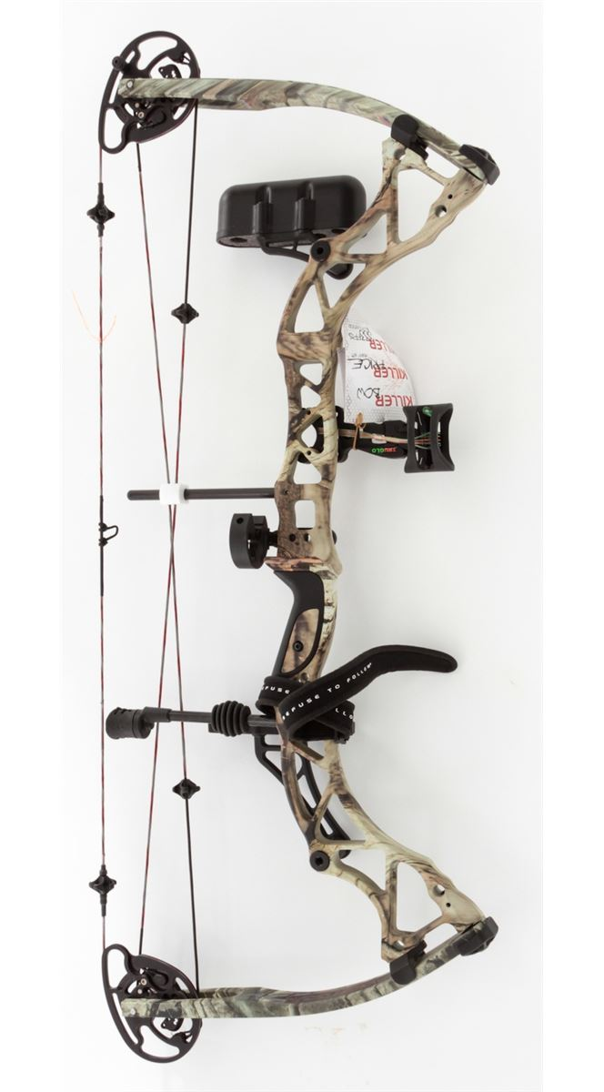 Bowtech assassin owners
